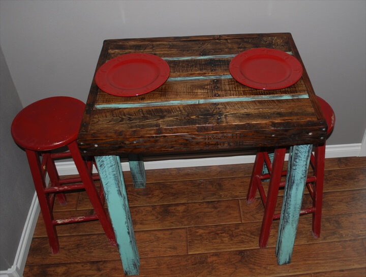 Beautiful Furniture From Upcycled Pallets