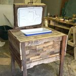 10 DIY Wood Pallet Cooler Design