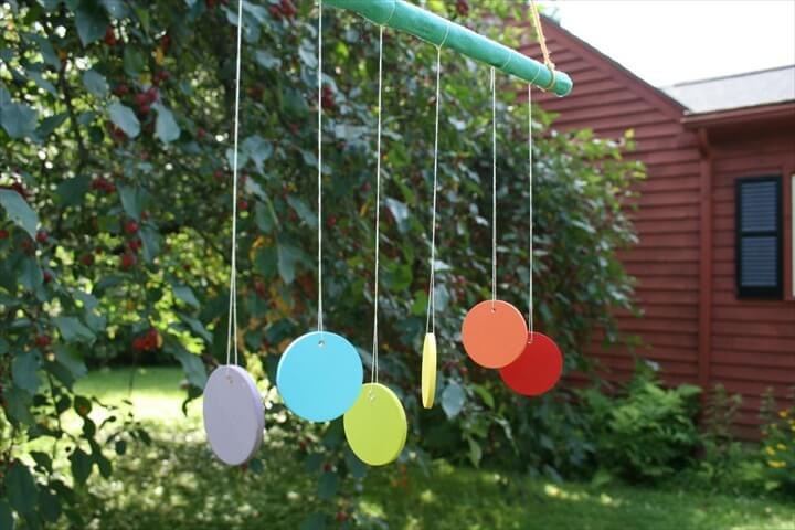 outdoor wind chime