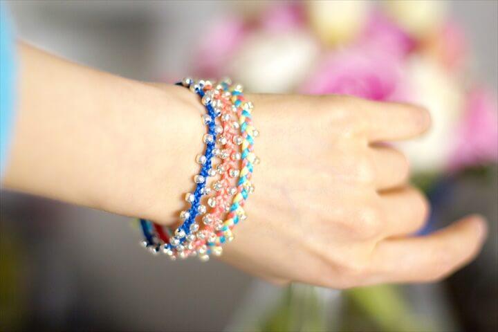 diy wonderful bracelet
