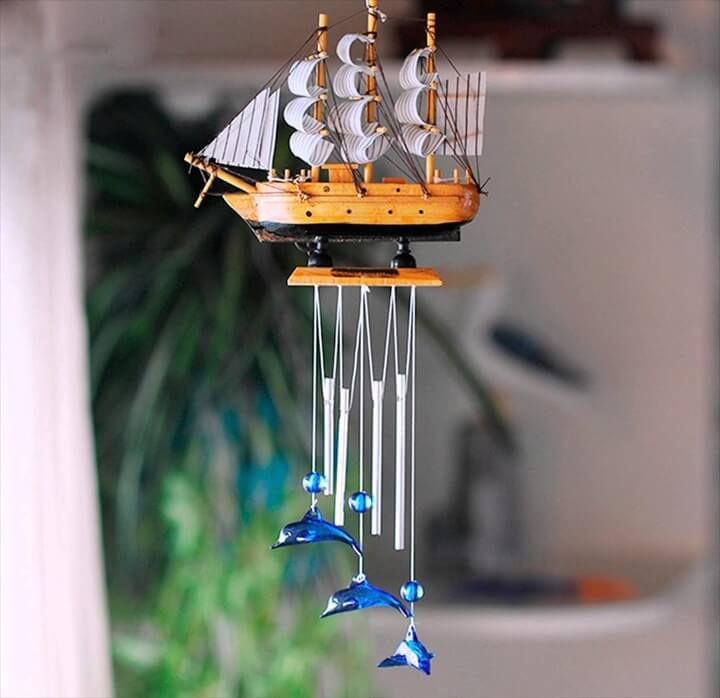 pipe wind chime
