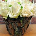 amazing table flower arrangement