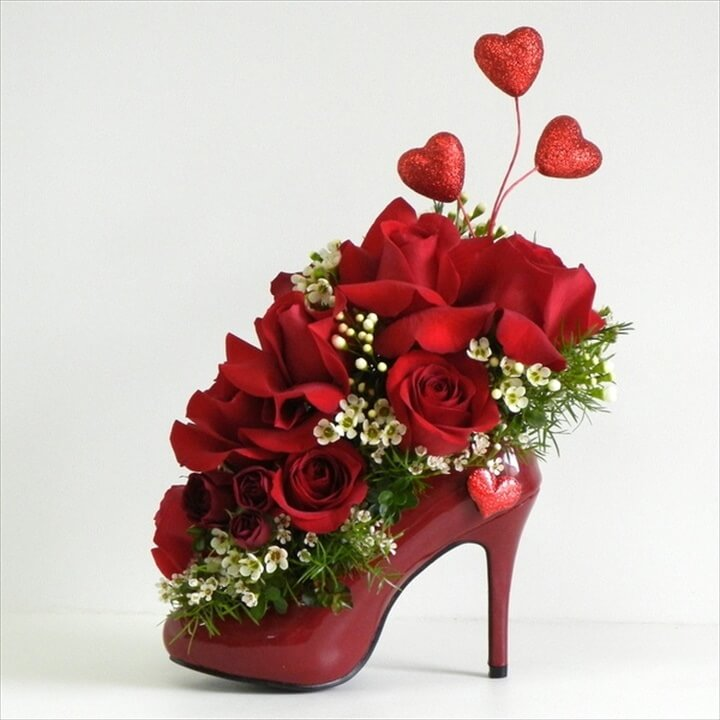 red heel shoes,Shoe Arrangement