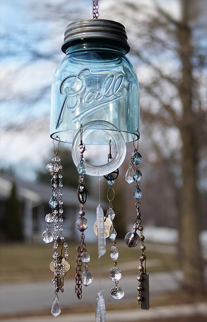 Jar Wind Chime