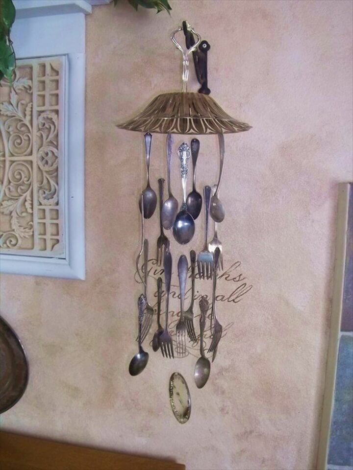 Marvelous DIY Wind Chimes