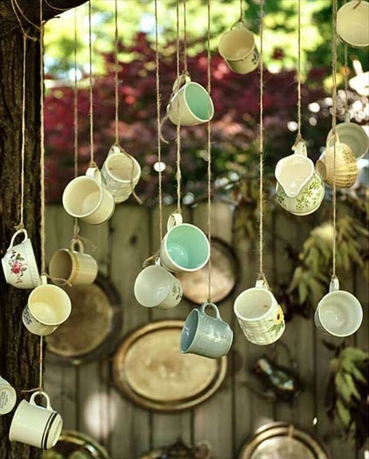 marvellous outdoor decor gardens ideas | 23 Brilliant Marvelous DIY Wind Chimes Ideas | DIY to Make