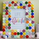 32 Easy & Best DIY Picture Frame Crafts