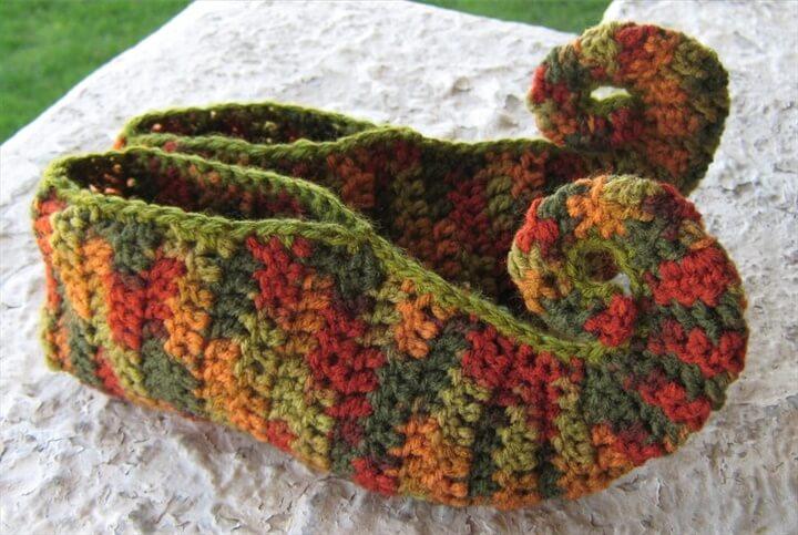 Crochet Elf Slippers Pattern