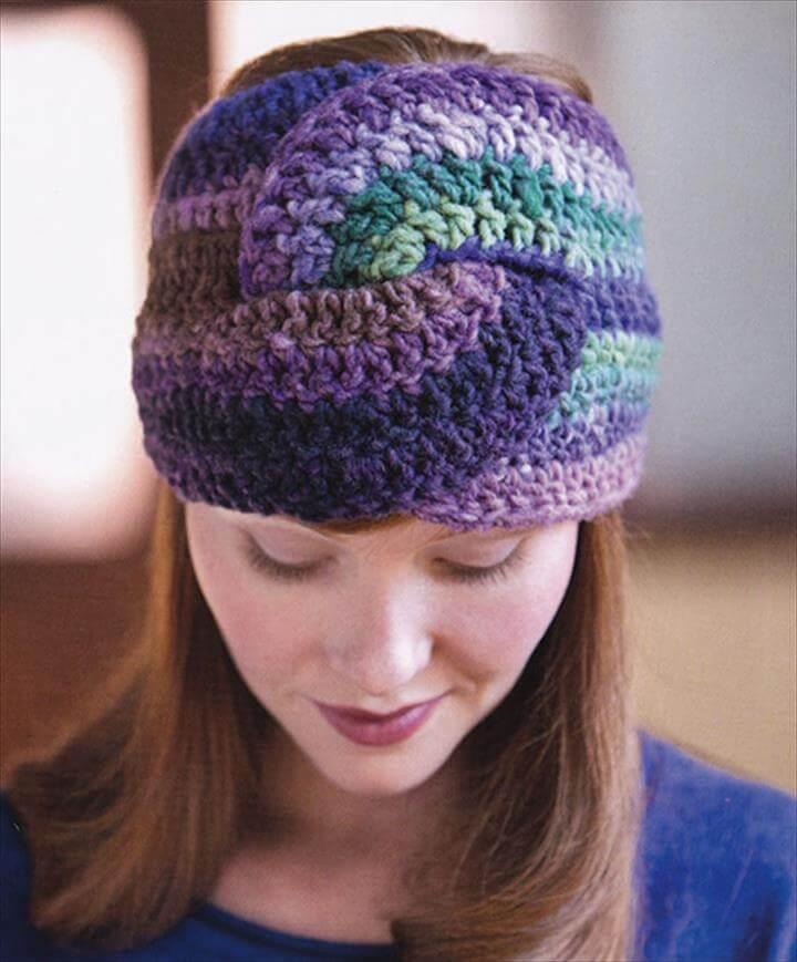 32 Crochet Headband Design Amp Ideas Diy To Make