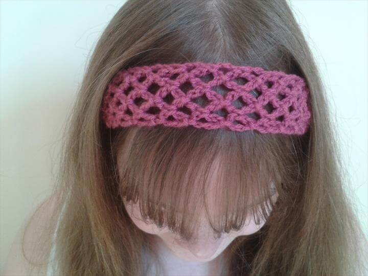32 Crochet Headband Design Amp Ideas