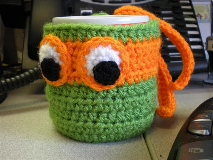 Coffee Cozy and Mug Cozy