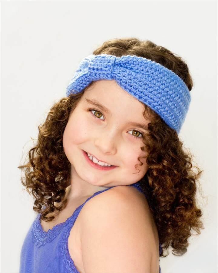 Free Beautiful Boho Headband Crochet Patterns