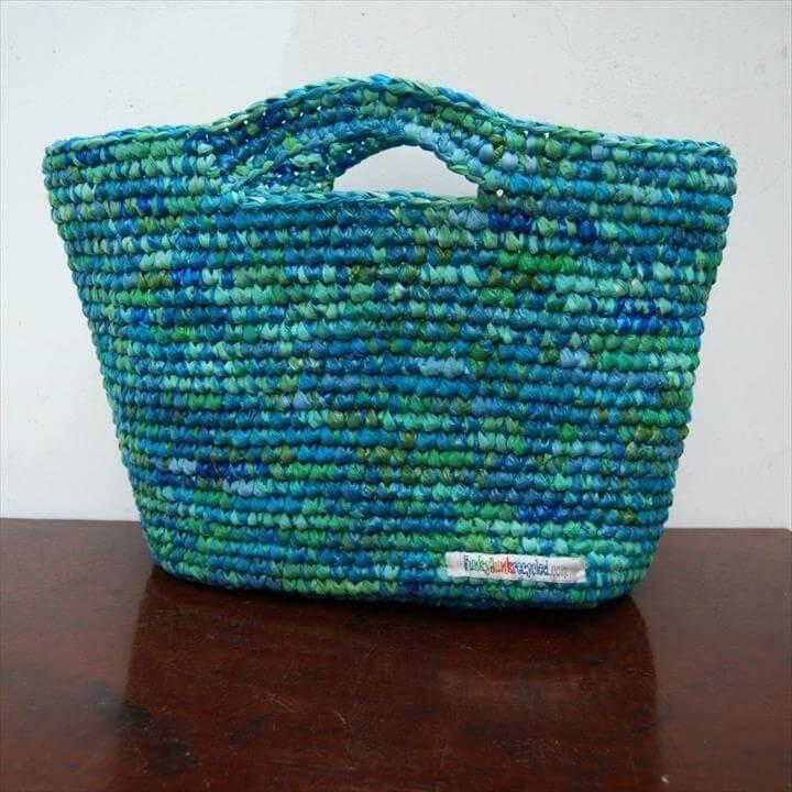 Tote Bag Cutout Design