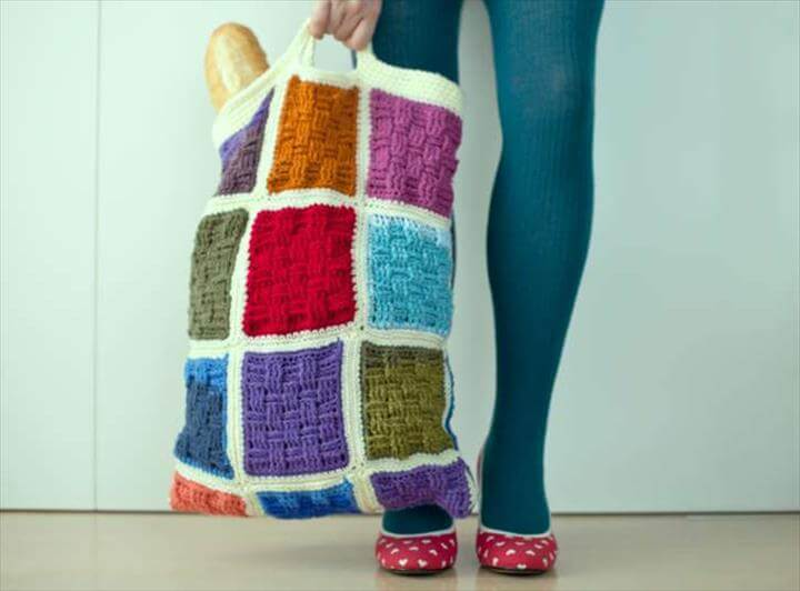 Tote Bag Patterns for Crochet Enthusiasts