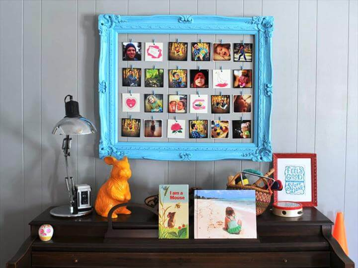 Diy Picture Frame Designs