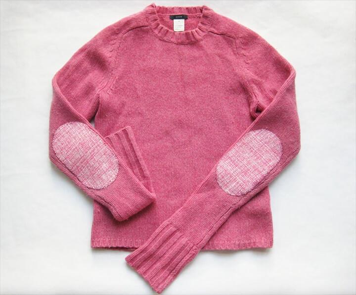 brit diy sweater