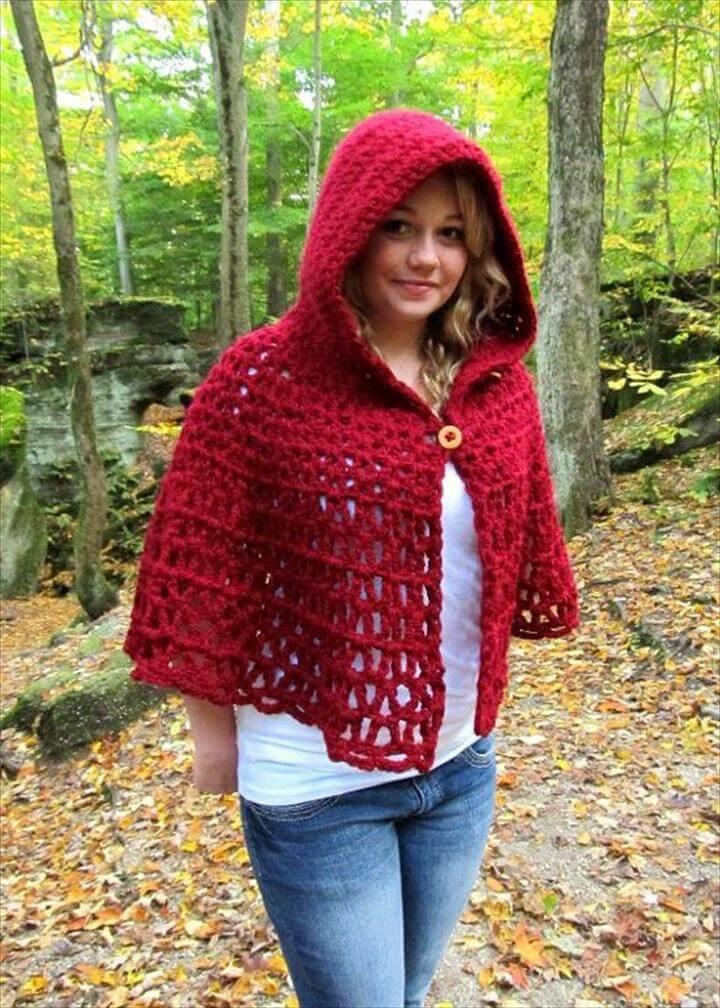 Crochet Capes