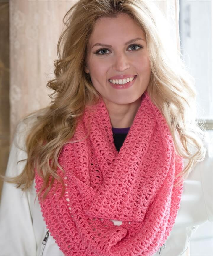 27 Quick Easy Crochet Scarf Diy To Make