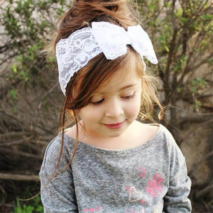 Crochet Lace Headwraps