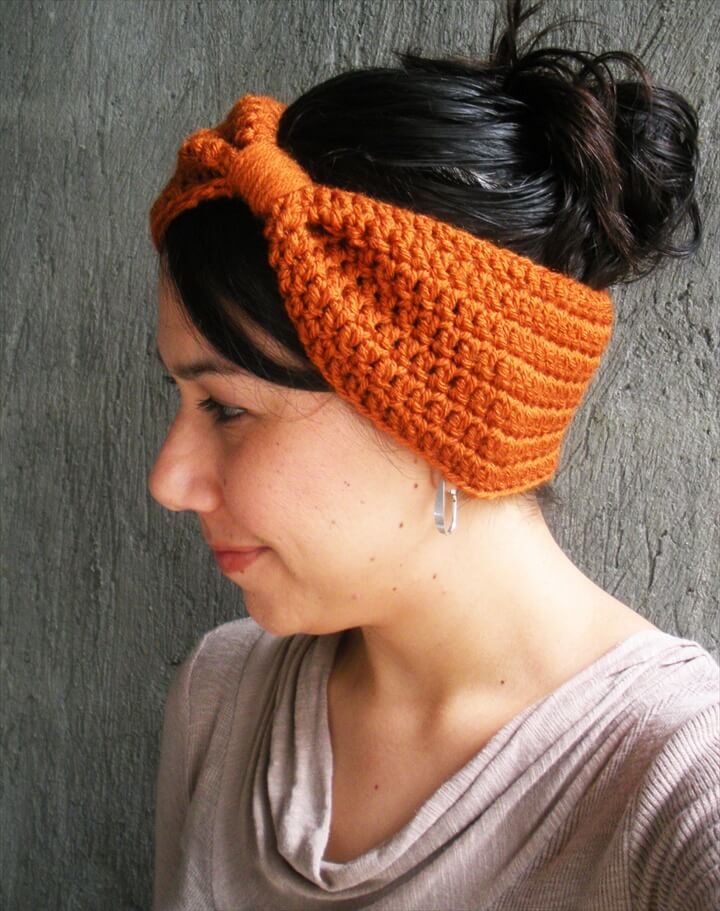 Ear Warmers and Crocheted Headbands