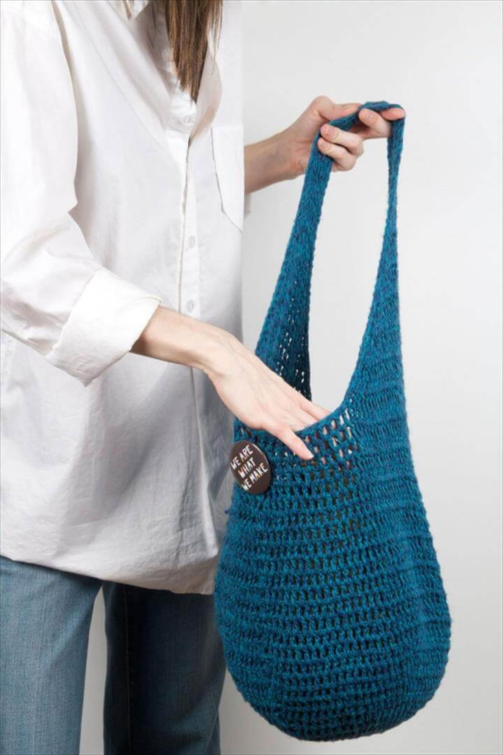 Crochet Purses and Crochet Baskets