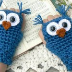 48 Marvelous Crochet Fingerless Gloves Patterns