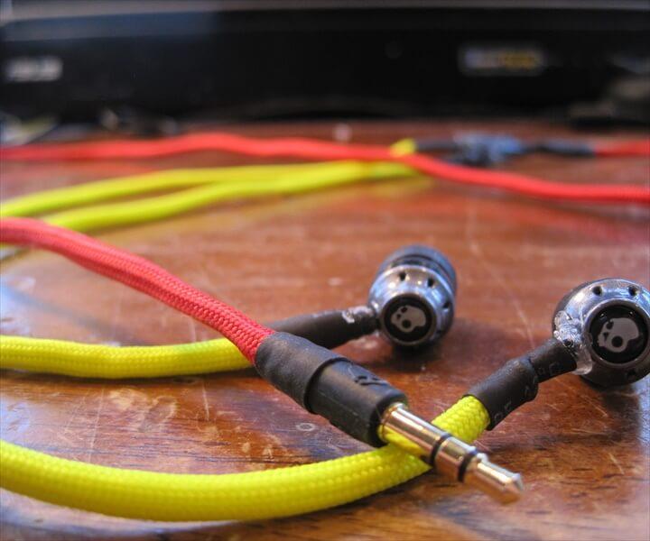 Paracord Headphones