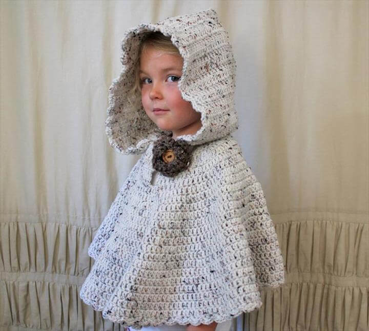 The River Hooded Shawl