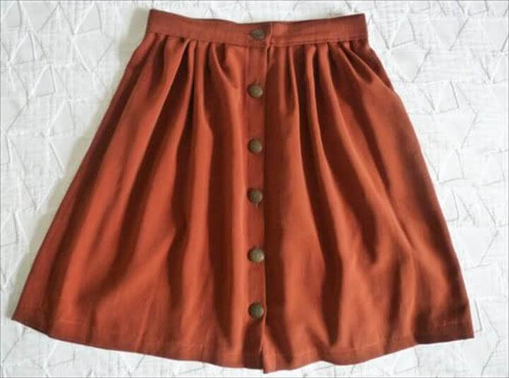 Skirt Refashion