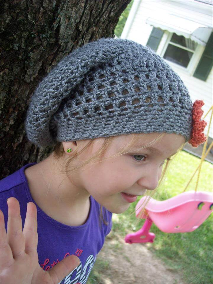 Slouchy Hat for Children