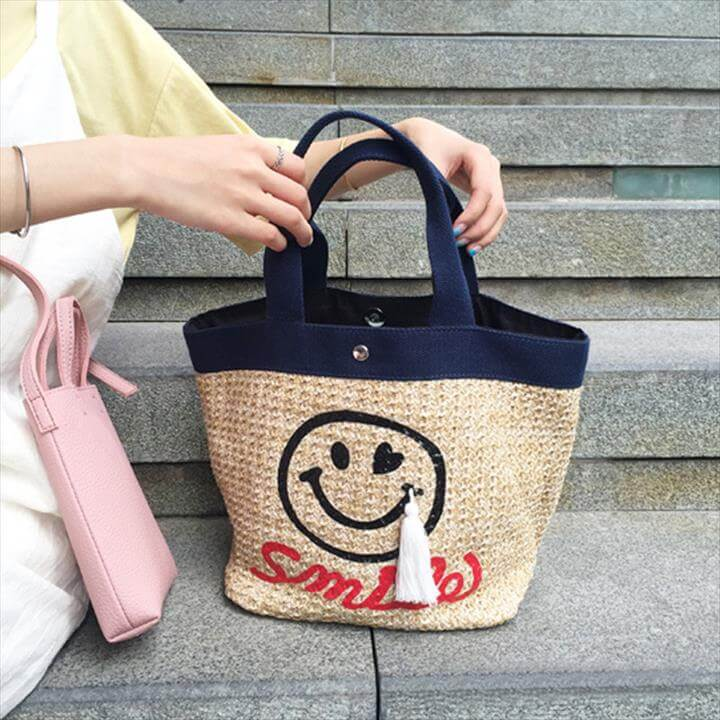 crochet bag design