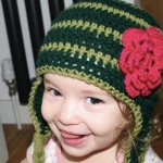 16 Easy Crochet Hats For Kid's