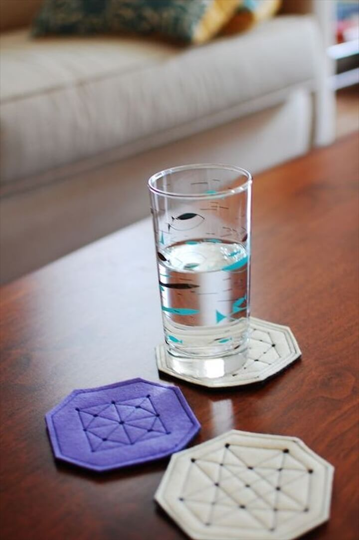 24 Creative Coaster Ideas Diy To Make