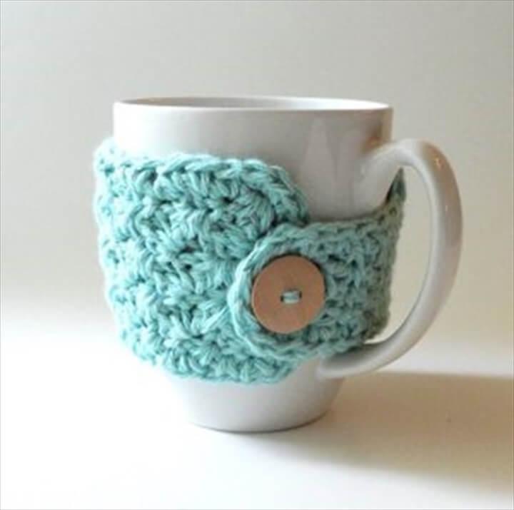 Basket Weave Coffee Sleeve