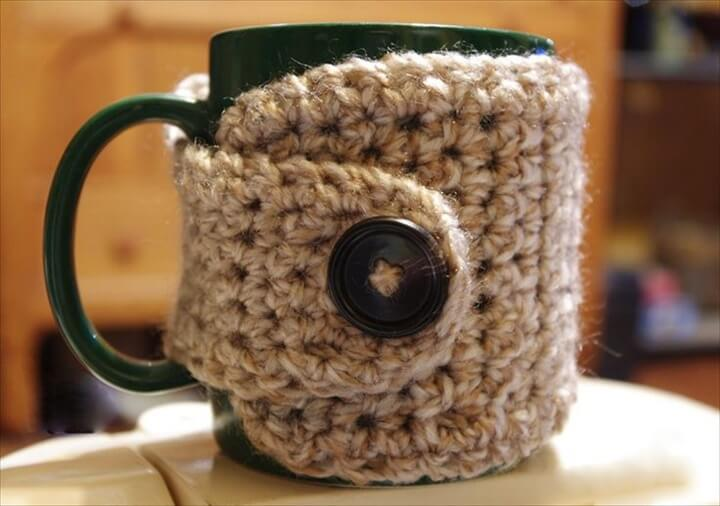 Coffee Cozy and Mug Cozy