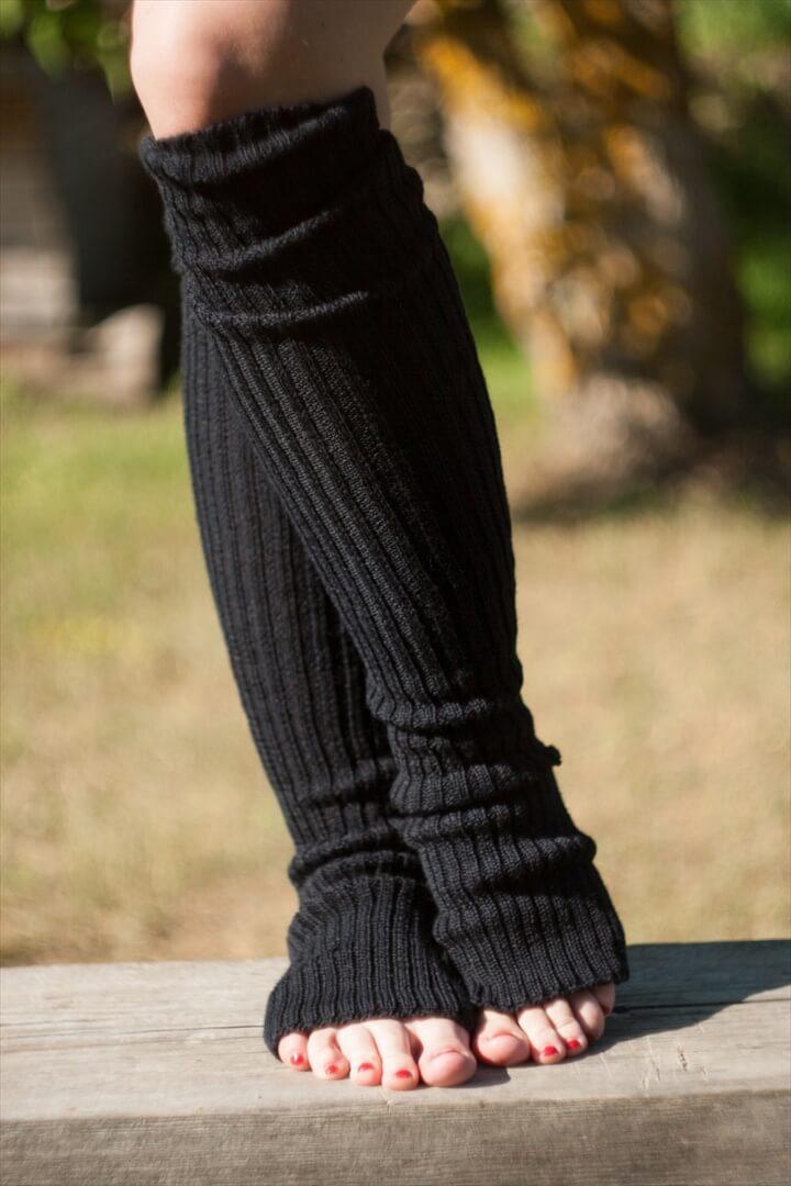 20 Diy Crochet Leg Warmer Ideas For Girls