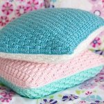 DIY Crochet Pillow Cover