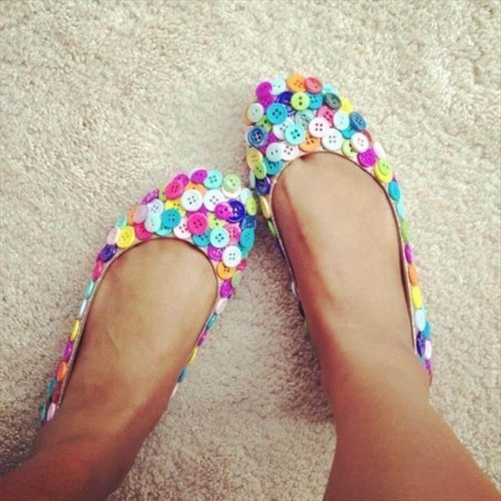 amazing button shoes