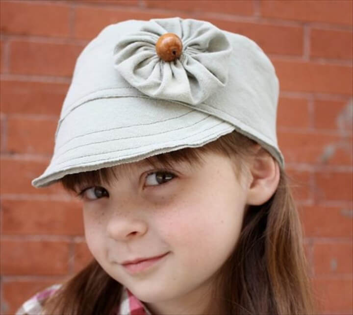 DIY Stylish Hat Design
