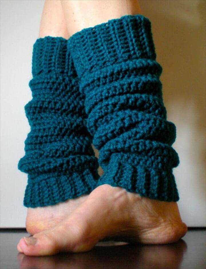 DIY Classic Leg Warmer