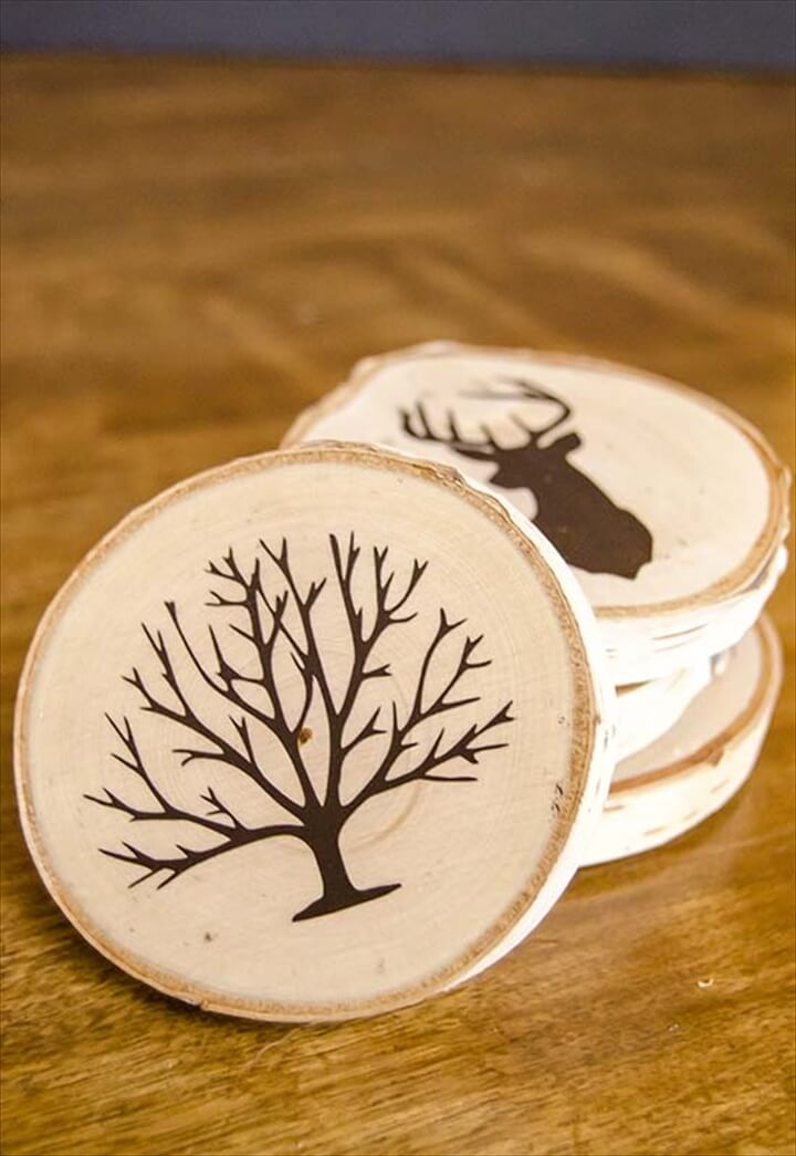24 Diy Unique Coasters Ideas