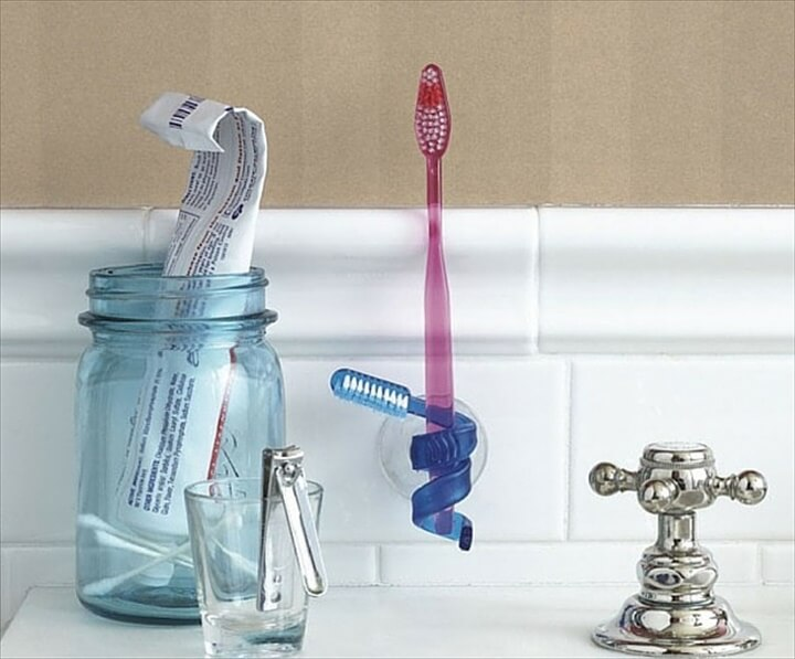 diy toothbrush holders to suit every style decor