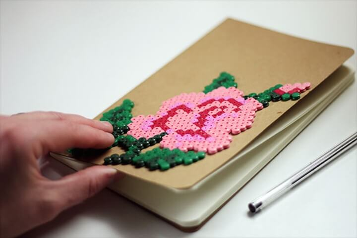 Flowery Notebook