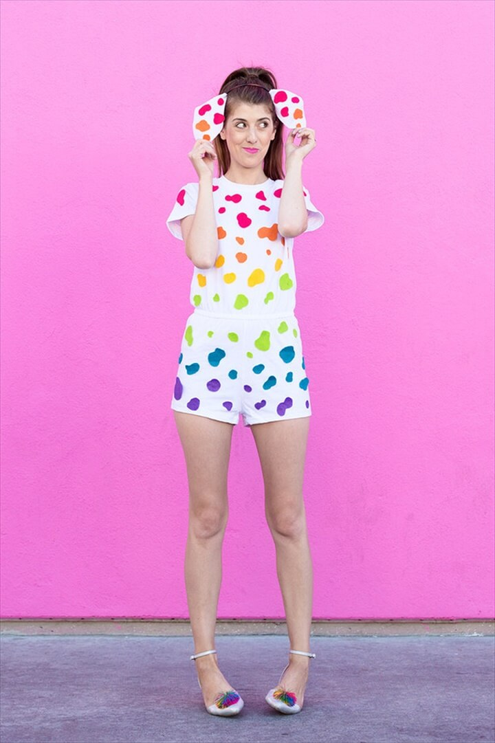 Lisa Frank Spotty Dotty Dalmation