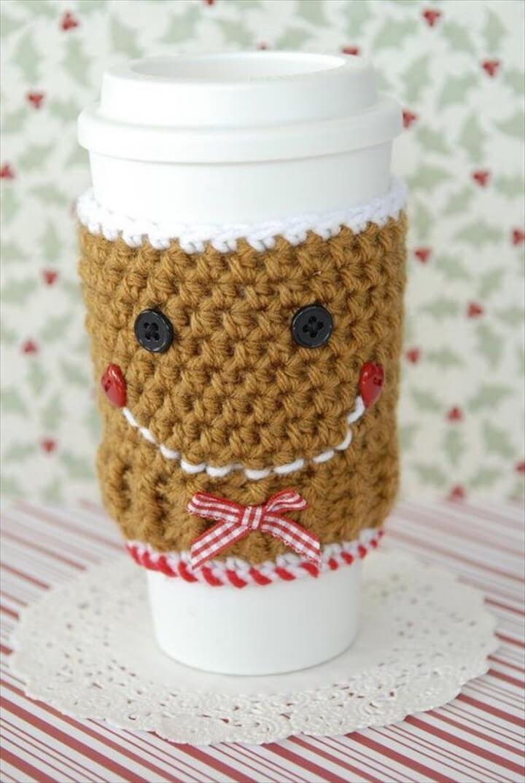 20 Cool Crochet Coffee Cozy Ideas Amp Tutorials