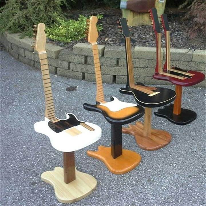guitar chairs