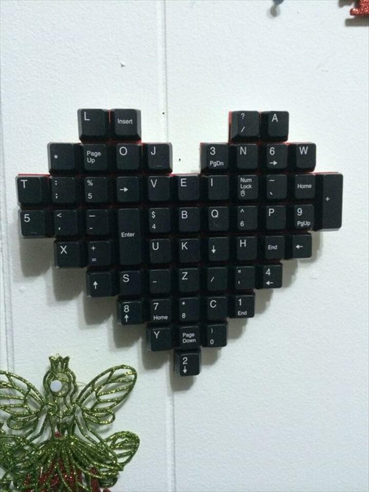 keyboard-wall-art