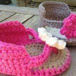 36 DIY Gorgeous Crochet Baby Gladiator Sandals Pattern