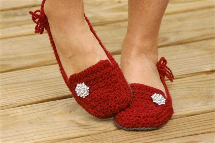 Crochet Slippers and Slippers Crochet