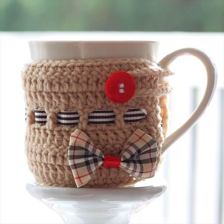 Mug Warmer tutorial.